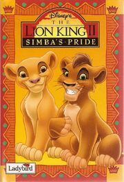 The Lion King II Simba&#39;s Pride (Ladybird)