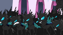 Changeling swarm S2E26