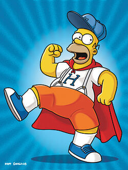Dancin&#39; Homer (Promo Picture)