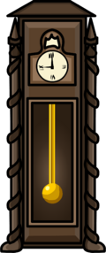 Antique Clock furniture icon