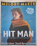 Melody maker wikipedia duran duran simon le bon 24 november 1984 music paper
