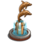 Dolphin Fountain-icon