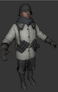 German soldier model BO