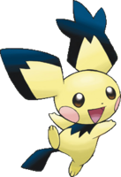 Spiky-eared Pichu