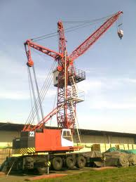 1994 JONES 2200 HLB Harbourcrane