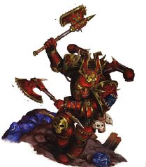 Babaroth - WE Chaos Marine