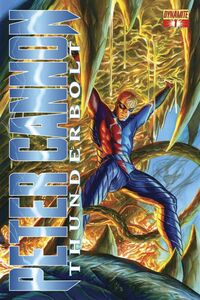 Peter Cannon Thunderbolt 1