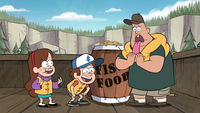 S1e2 soos tastes fish food