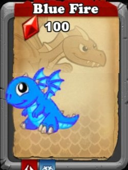 User blog:Drake 9/Blue fire dragon - DragonVale Wiki