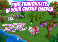 Serene Garden Loading Screen