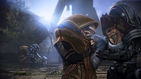Krogan children