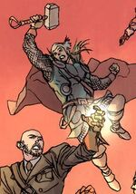 Thor Odinson (Earth-98570) from Fantastic Four Vol 1 605.1 page --