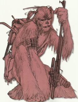 FemaleWookiee-SWGConcept