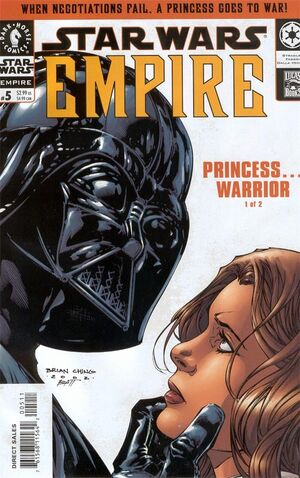 Star Wars Empire Vol 1 5