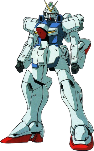 V Gundam front