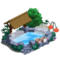 Outdoor Hot Spring-icon