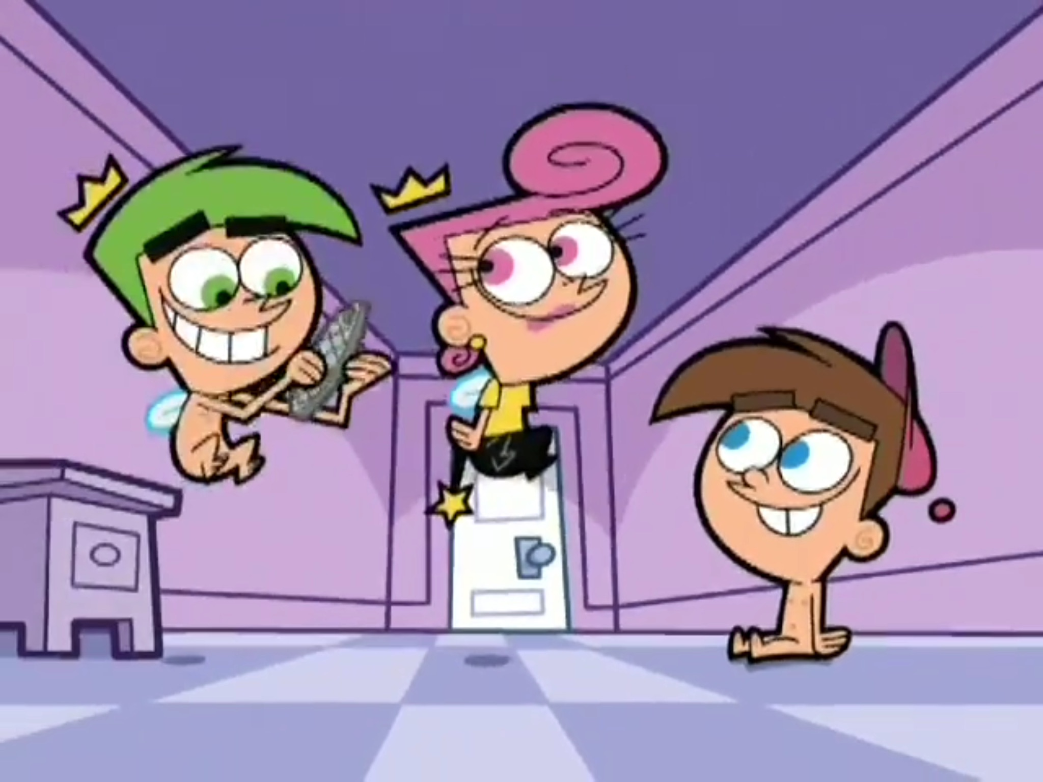 Fairly Odd Parents Wiki Timmy Turner And The