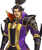 Nobunaga (Pokémon Conquest) (Rank 2)