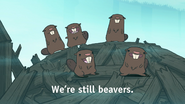 S1e2 beavers we're still beavers