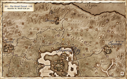 Thief Stone map