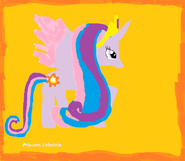 FANMADE Princess Celestia