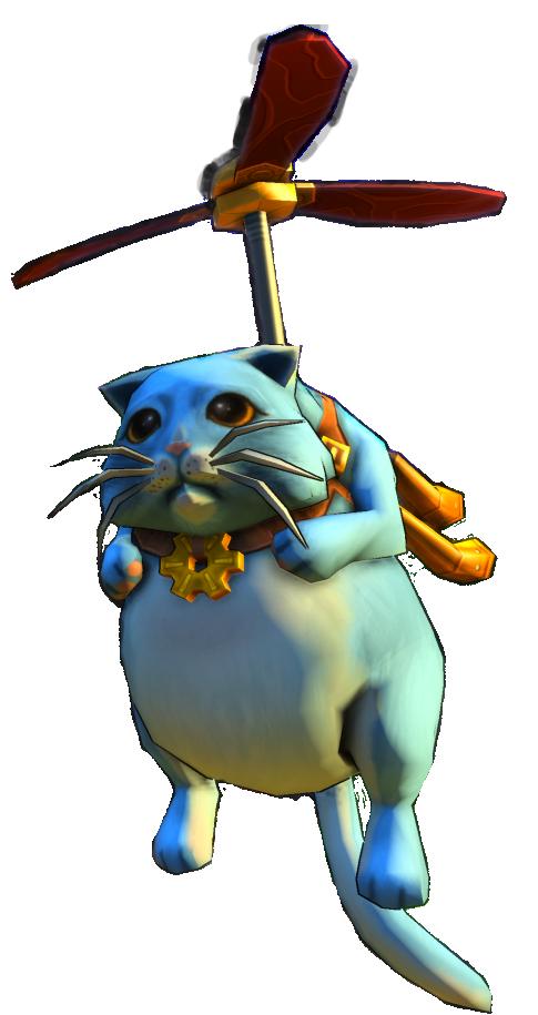 Propeller Cat Dungeon Defenders Wiki