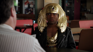 CAP Pharoah Troy