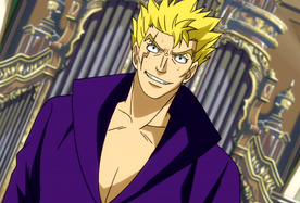 Laxus without headphones