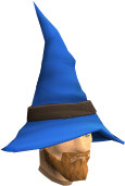 Wizard hat chathead