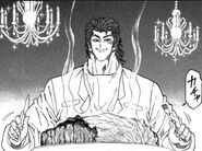 Toriko eating steak