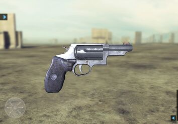 Future Soldier Taurus Judge 1