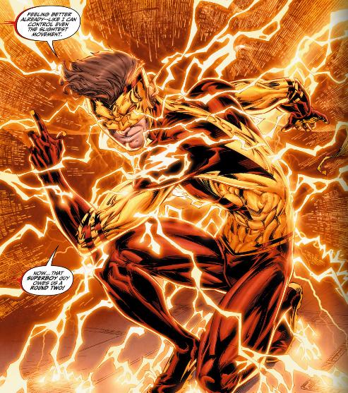 Kid Flash - DCnU Wiki