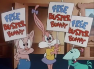 BabsHamton&amp;GogoFreeBusterBunny
