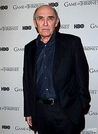 Donald Sumpter HBO premiere