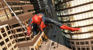 The Amazing-Spider-Man-Swings-Through-City