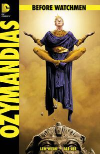 Before Watchmen Ozymandias Vol 1 1 Textless.jpg