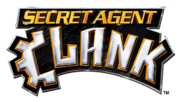 Secret Agent Clank logo