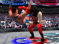 Wwf smackdown kane chokeslam