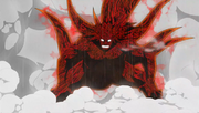 Kinkaku's Jinchuriki Transformation