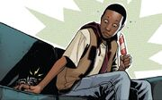Miles Morales (Earth-1610) from Ultimate Comics Spider-Man Vol 2 1 page 10