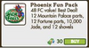 Phoenix Fun Pack Market Info