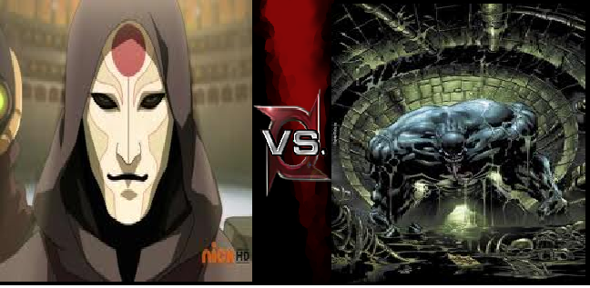 Venom Vs Amon take 1112