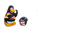Puffle and Penguin