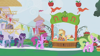 Applejack&#39;s dream of the Gala S01E03