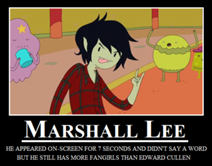 Marshll lee is so cool