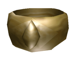 Oblivion GoldRing