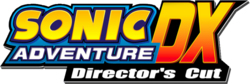 Sonic Adventure DX-Logo