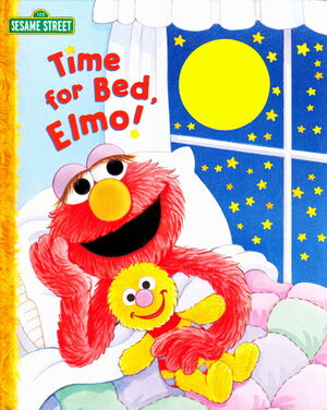 Time for bed elmo