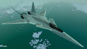 ACE COMBAT X XFA-27