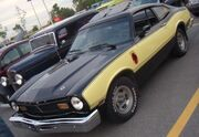 &#39;77 Ford Maverick Coupe (Auto classique Bellepros Vaudreuil-Dorion &#39;11)